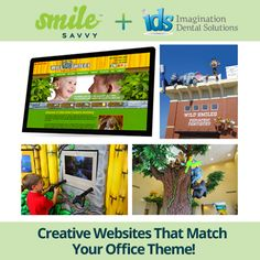 We are excited to announce our new relationship with Imagination Dental Solutions (IDS), the premier dental office décor and themeing company. Working together with IDS enables a customer's branding to come to life online as well as in the office. Find out how this new relationship can benefit your practice: http://www.smilesavvy.com/smile-savvy-ids