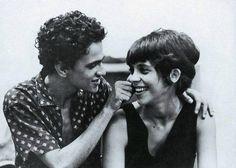 gal e caetano fotografados em 1967