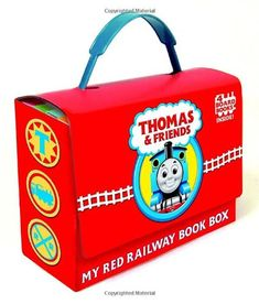 Thomas and Friends: My Red Railway Book Box (Thomas  Friends) (Bright  Early Board Books(TM))