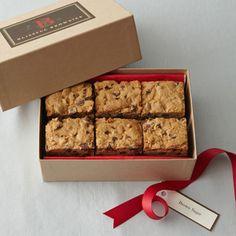 Love the packaging - Blissful Brownies - Brown Sugar Brownies