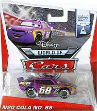 World of Cars 2014 - #02/16 - N2O Cola - Single - Piston Cup