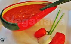 Veganana: Molho de Tomates Cremoso