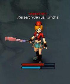 wyndha on Iris Online
