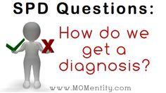 How do we get an SPD diagnosis?