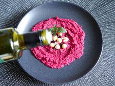 Orientalischer Rote Beete Hummus