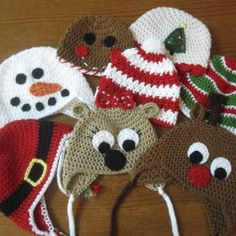 Christmas Hats Made to Order
