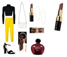 """Untitled #17"" by inasm on Polyvore featuring Paul Smith, Boohoo, Miss Selfridge, Christian Dior, Bobbi Brown Cosmetics and Lana"