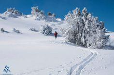 Snow is still beautiful in #Kobayyat التلج بعدو كتير حلو ب #القبيات By Rodrigue Zahr  #Lebanon #WeAreLebanon
