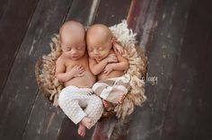 Upcycled Newborn Pants Set Twin Girls or Twin Boys  Newborn Prop Gender Neutral on Etsy, $52.00