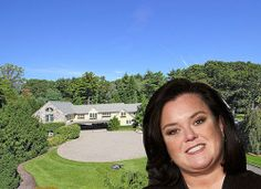 Rosie O'Donnell Nabs a New Jersey Mansion for $6.4M