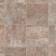 TrafficMaster Pro Basic Refined Slate Neutral Stone Residential Vinyl Sheet Flooring 12ft. Wide x Cut to Length-C9770406K536G14 - The Home Depot