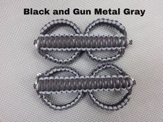 Reversible Paracord Jeep Wrangler Grab Handles Black /& Light Grey Silver Pick your pairs