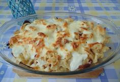 Veggie Recipes, My Recipes, Dinner Recipes, Cooking Recipes, Favorite Recipes, Main Dishes, Side Dishes, Spagetti Recipe, Hungarian Recipes