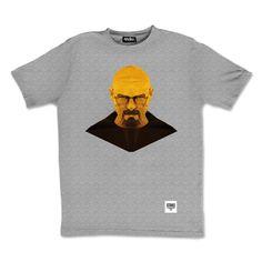 tee-shirt Walter by Otaku gamewear #breakingbad