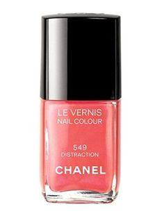 Holiday by Chanel - Die FARBE DES SONNENUNTERGANGS -  Hummer (Farbpassnummer 36) Kerstin Tomancok / Farb-, Typ-, Stil & Imageberatung
