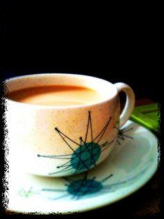 Fransiscan tea cup