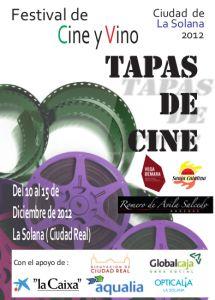 Cine y vino en La solana #vinos #lamancha