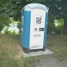 most #disgusting #public #toilet experience ever at #AlteDonau in #Vienna #Austria #blackholesoftheworld #toiletvine
