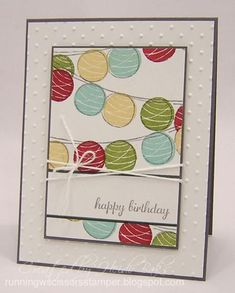 Happy Congratulations Birthday by hlw966 - Cards and Paper Crafts at Splitcoaststampers