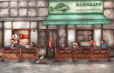 samosy w Glonojadzie