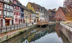 Este podría ser uno de los barrios más bonitos de Francia y está en Colmar (Petite Venise) - 101 Lugares increíbles