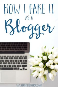 What makes someone a real blogger? Numbers, stats, income, time blogging? As my blog starts to gain traction I feel like I have to fake it as a blogger...