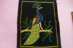 Name of the product -Tapestry Material – Wool,Tana, Synthetic thread Size -14x16 Time frame – Eight Days Cost – Rs.400/-