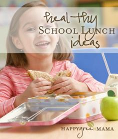 Healthy School Lunch Ideas - Kid-Friendly Lunch Box Inspiration!