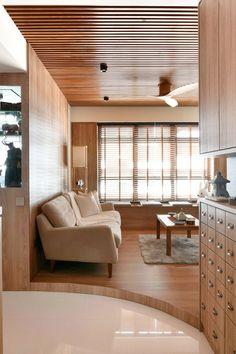Ryokan style, Japandi design Interior Design, Interior Detailing, Living Room Designs, Studio, Bedroom, Furniture, Home Decor, Style, Nest Design