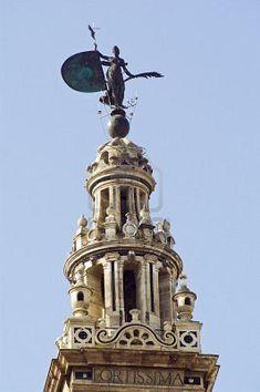 El Giraldillo, Sevilla #Sevilla #Seville #sevillaytu España.@sevillaytu
