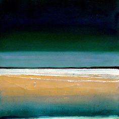 Brilliant minimalist painting