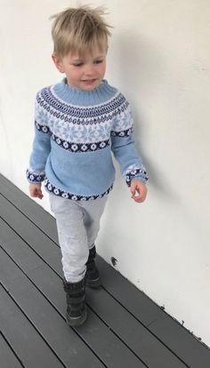 Boys Sweaters, Winter Sweaters, Winter Gear, Children, Kids, Knitwear, Crochet Patterns, Barn, Fair Isles