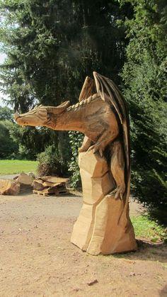 wood scultpure