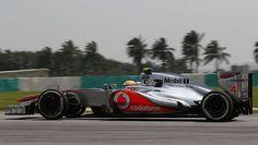 2012 Formula 1 Malaysian Grand Prix.