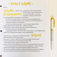I'm not even a fan of yellow, but this mildliner color is by far my favorite ✨What is your favorite mildliner color? . . . #muji #studygram #studyblr #studyinspo #studyspo #study #student #studying #motivation #productive #fineliner #mildliner #notes #psychology #handwritten #handwriting #handlettering #lettering #moderncalligraphy #studymotivation #studygram #studyhard #studytime #studybreak