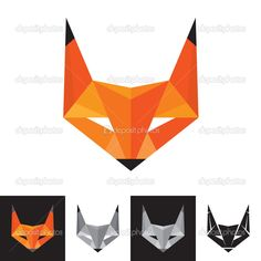 depositphotos_27909137-Fox-Logo---Geometric-Sign.jpg (1024×1024)