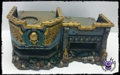 Wall of Martyrs - Imperial Bunker #ChaoticColors #commissionpainting #paintingcommission #painting #miniatures #paintingminiatures #wargaming #Miniaturepainting #Tabletopgames #Wargaming #Scalemodel #Miniatures #art #creative #photooftheday #hobby #paintingwarhammer #Warhammerpainting #warhammer #wh #gamesworkshop #gw #Warhammer40k #Warhammer40000 #Wh40k #40K #terrain #scenery #Scifi #WallofMartyrs #Imperial #Bunker