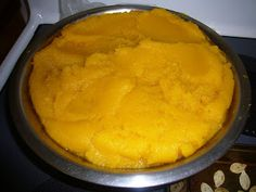 Yum in Tum: Pumpkin Puree, Juice, Seeds and Butter