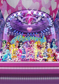 Precure Allstars - Zerochan