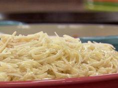 Get Fettuccine Alfredo Recipe from Food Network