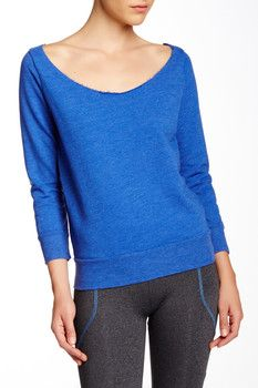 Solow Twist Back Sweatshirt Gym Essentials, Nordstrom Rack, Active Wear, Pullover, Sweatshirts, Tees, Sweaters, Shopping, Clothing