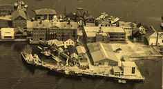1954 aerial.