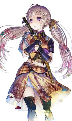 Beautiful character design