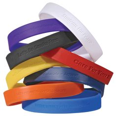 Pop Wristbands offers Custom designed and high quality #PromotionalWristbands allowing you to spread your message to the audience.