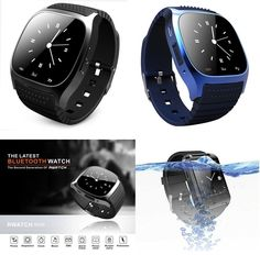 NAIKU Bluetooth Smart Watch luxury wristwatch R watch smartwatch with Dial SMS Remind Pedometer for Android Samsung phone - Electronic Pro Market Sport Watches, Cool Watches, Smartwatch, Wrist Watch Phone, Best Fitness Watch, Fitness Watches For Women, Bluetooth Watch, Smartphone News, Computer Science
