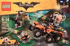 The LEGO Batman Movie 70914 Bane Toxic Truck Attack