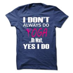 YOGA Shirt I Love Yoga Style T Shirts, Hoodies. Get it now ==► https://www.sunfrog.com/Fitness/YOGA-Shirt--I-Love-Yoga-Style-[HOT]-21246802-Guys.html?57074 $19