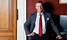 """Norbert Hofer: The candidate that represents the conservative party Freedom Party of Austria. Austria""""s presidential election is on December 4th. http://ift.tt/2fu4s6Y"""