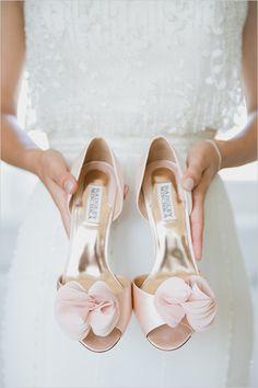 Badgley Mischika Shoes @weddingchicks