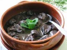 Arroz de Lampreia - Lamprey-eel rice. most exquisit pt dish